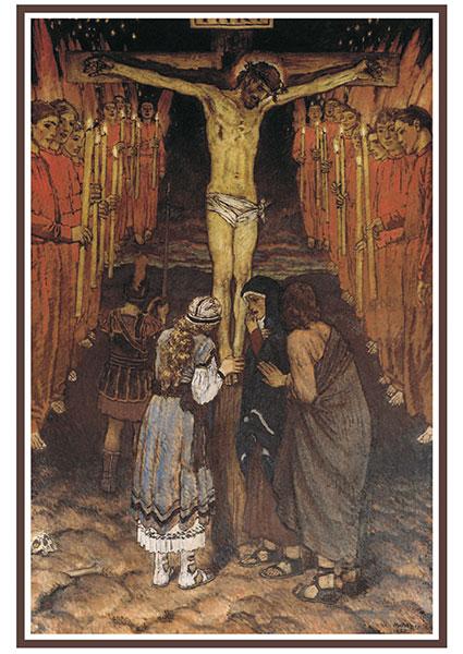 Droga Krzyżowa. Droga Miłosierdzia