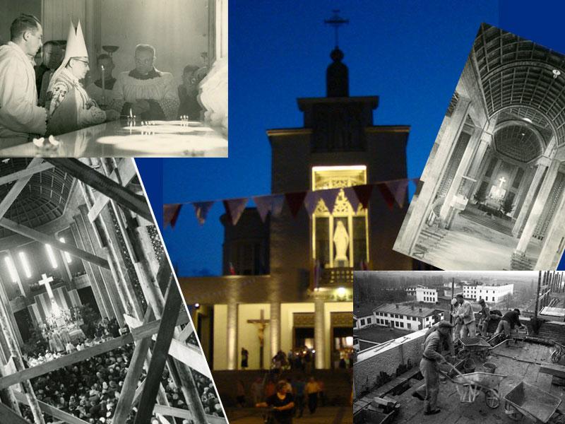 Konsekracja - archiwalne fotografie