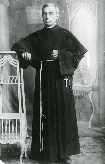 Ojciec Melchior Józef Fordon